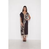 Венгерское пляжное платье Bahama 108-062