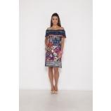 Венгерское пляжное платье Bahama 108-069