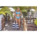 Венгерская пляжная сумка Bahama 117-002