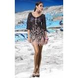 Итальянское, пляжное  платье Genius - Romantic DIANA CAMICIONE