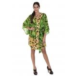 Венгерская, пляжная, длинная блузка Magistral Madeline 150MA-A210