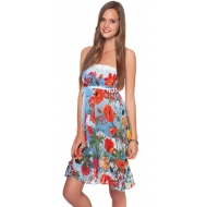 Венгерское, пляжное платье Magistral - Nature 124NA-A590