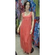 Итальянское, пляжное платье Pura Jeta -К1261