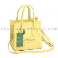 Итальянская кожаная сумка Mela D'oro Selen MINI