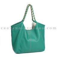 Итальянская кожаная сумка Entrа 0013