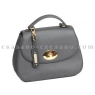 Кожаная итальянская сумка Mela D'oro 8895