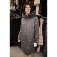 OSLS Зимние пальто на верблюжьей шерсти с капюшоном арт., М05/14/OSLS, длина 100 см.