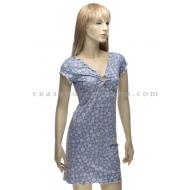 Итальянское, пляжное платье Paradise- Fiammina 34
