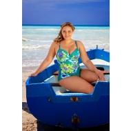 Закрытый венгерский купальник Bahama 2019 арт., 101-433/800707