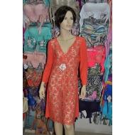 Итальянское, пляжное платье Genius- Fly MATTIA CAMICIONE