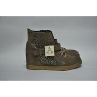 Ботинки из натуральной замши Nila&Nila ZC60