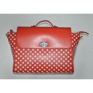Итальянская сумка из натуральной кожи  Le Camp 221