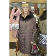 Осенне-зимнее полупальто с капюшоном, внутренний утеплитель  верблюжья шерсть арт., M02-9K/OSLS