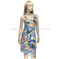 Итальянское, пляжное платье, Amarea - 373