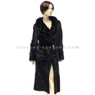 Пальто из меха норки Mala Mati, арт., МG 0125 X