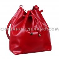 Итальянская кожаная сумка из италии Le Camp 12