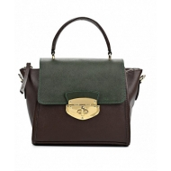 Итальянская сумка из натуральной кожи Le Camp Н20