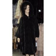 Пальто из меха норки Patricio Pellicce 53024-100