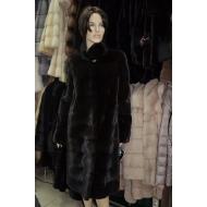 Пальто из меха норки К.Е. М4008