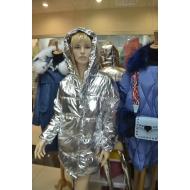 Куртка осенне-зимняя с капюшоном,Yimeige
