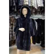 Пальто из меха норки PHILLANO YG12091