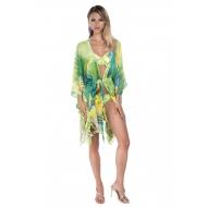 Венгерская, пляжная, длинная блузка Magistral - Patricia 150РА-А350