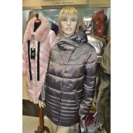 Зимняя куртка с капюшоном, на верблюжьей шерсти Par ten, арт., HY7818/ORO
