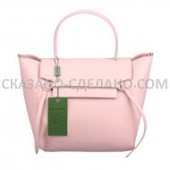 Итальянская сумка  из натуральной кожи Mela D'oro