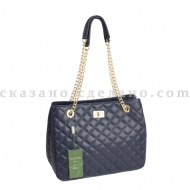 Итальянская кожаная сумка Mela D'oro 8763