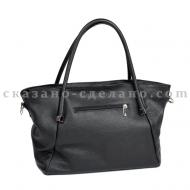 Итальянская кожаная сумка Entrа 0016