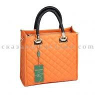 Итальянская кожаная сумка Mela D'oro 8744