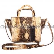 Итальянская сумка из натуральной кожи Le Camp 333