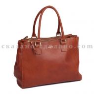 Итальянская кожаная сумка  Entrа 0001