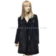 П/пальто из меха каракульчи Francesco Libonati 4Е201