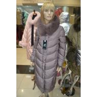 Осенне-зимнее полупальто с капюшоном, внутренний утеплитель био-волокно, фирма Par ten, арт., 2701.
