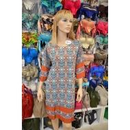 Итальянское платье GENIUS 2020 серия MALLINDI арт., CELESTE 11