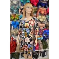 Итальянское платье GENIUS 2020 серия 5 CARDEN арт., Acgua 53