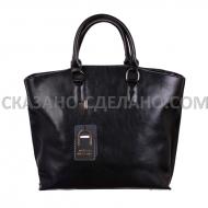 Итальянская  сумка из натуральной кожи Fclina carnosa 555