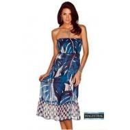 Пляжное, венгерское платье Magistral Eden 110ED-A770