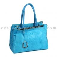 Итальянская сумка из натуральной кожи Mela D'oro 8743