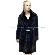 Пальто из меха норки Unifur, арт., 8379