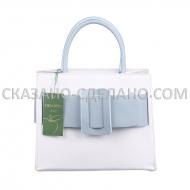 Итальянская  женская сумка  из натуральной кожи Mela D'oro