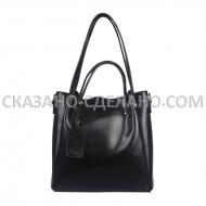 Итальянская  женская сумка из натуральной кожи  Velina car nosa