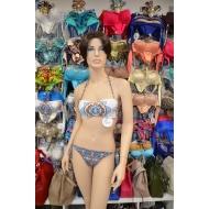 GENIUS 2020 Итальянский купальный костюм арт.,  MALINDI CEIESTE PATTY 17