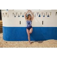 Сплошной купальный костюм Bahama арт., 101-677:422008