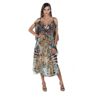 Пляжное, венгерское платье Magistral Gemma 150GE-A910