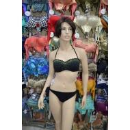 Бандо итальянский купальный костюм GENIUS 2019 арт,,Papiro PATTY 17