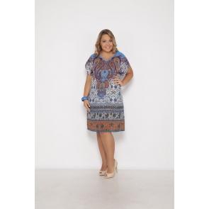 Венгерское пляжное платье Bahama 108-060