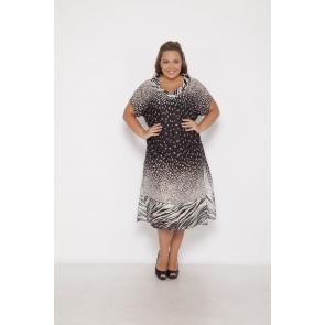 Венгерское пляжное платье Bahama 108-071
