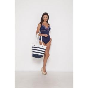 Венгерская пляжная сумка Bahama 117-007